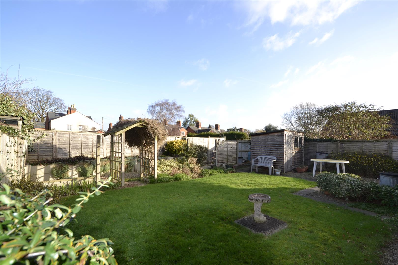 Hill View Close, Malvern